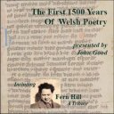 Album art for John Good's The First 1500 Years of Welsh Poetry