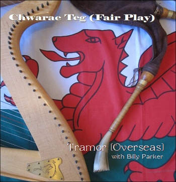 "Chwarae Teg ""Fair Play"" CD cover"