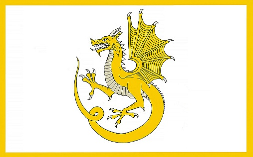 The Royal Standard of Owain Glyndwr, Prince of Wales